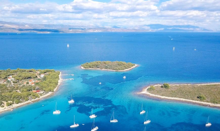 Blue Lagoon Trogir tour